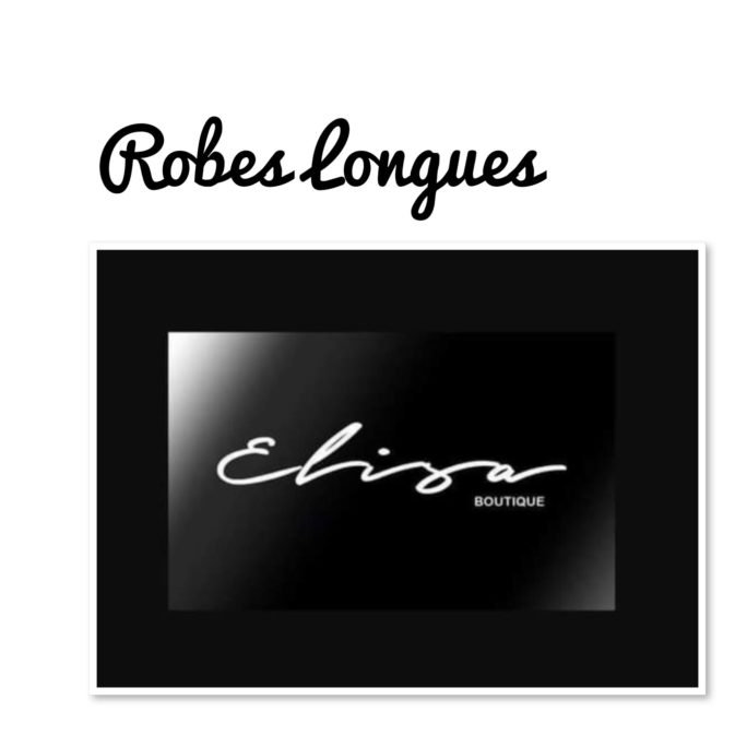 Robes longues