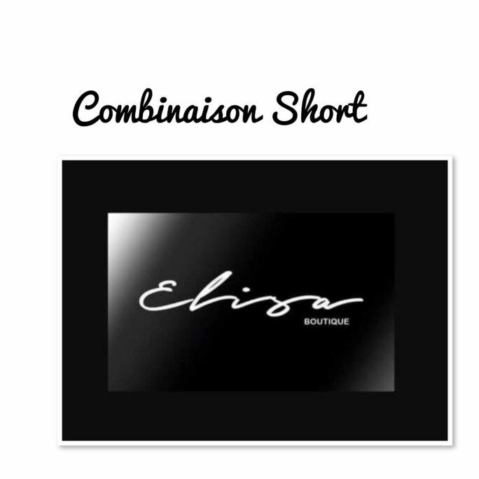 Combinaison Short